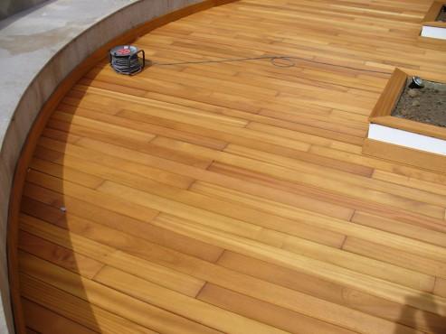 Deck-uri lemn - Guariuba SELVA FLOORS - Poza 34