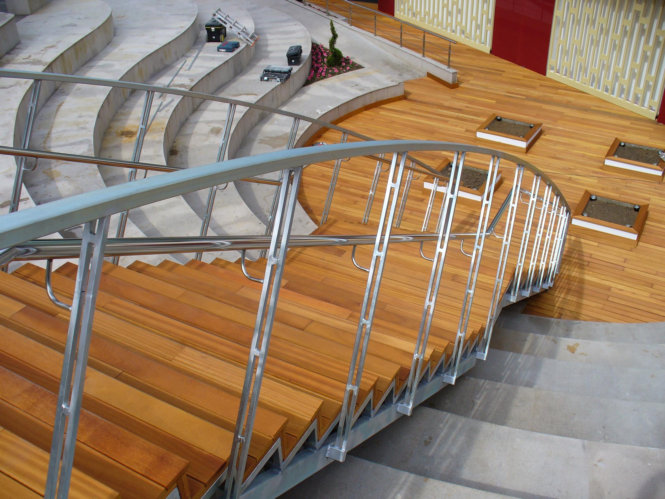 Deck-uri lemn - Guariuba SELVA FLOORS - Poza 42