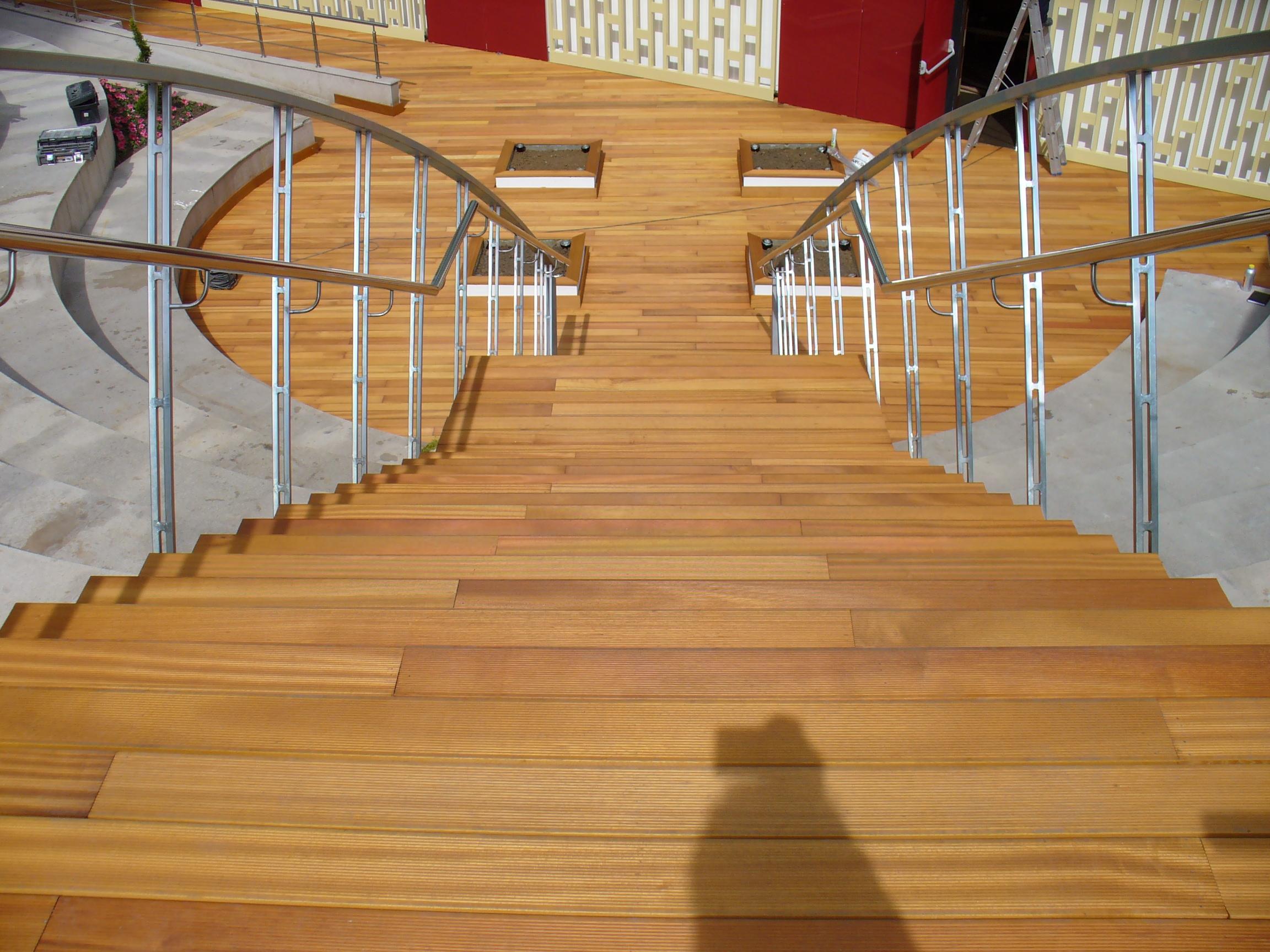 Deck-uri lemn - Guariuba SELVA FLOORS - Poza 41