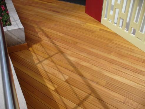Deck-uri lemn - Guariuba SELVA FLOORS - Poza 38