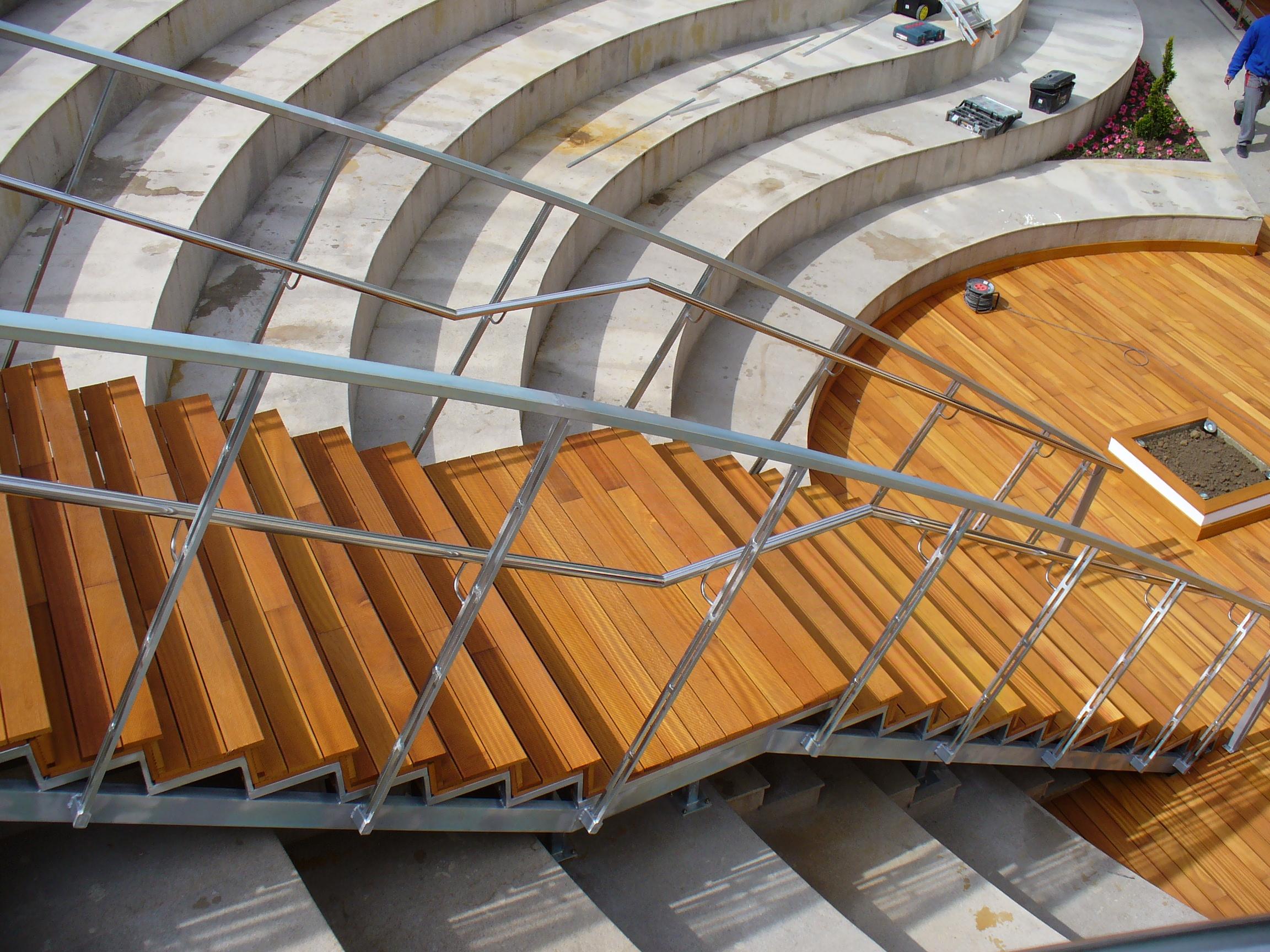 Deck-uri lemn - Guariuba SELVA FLOORS - Poza 37