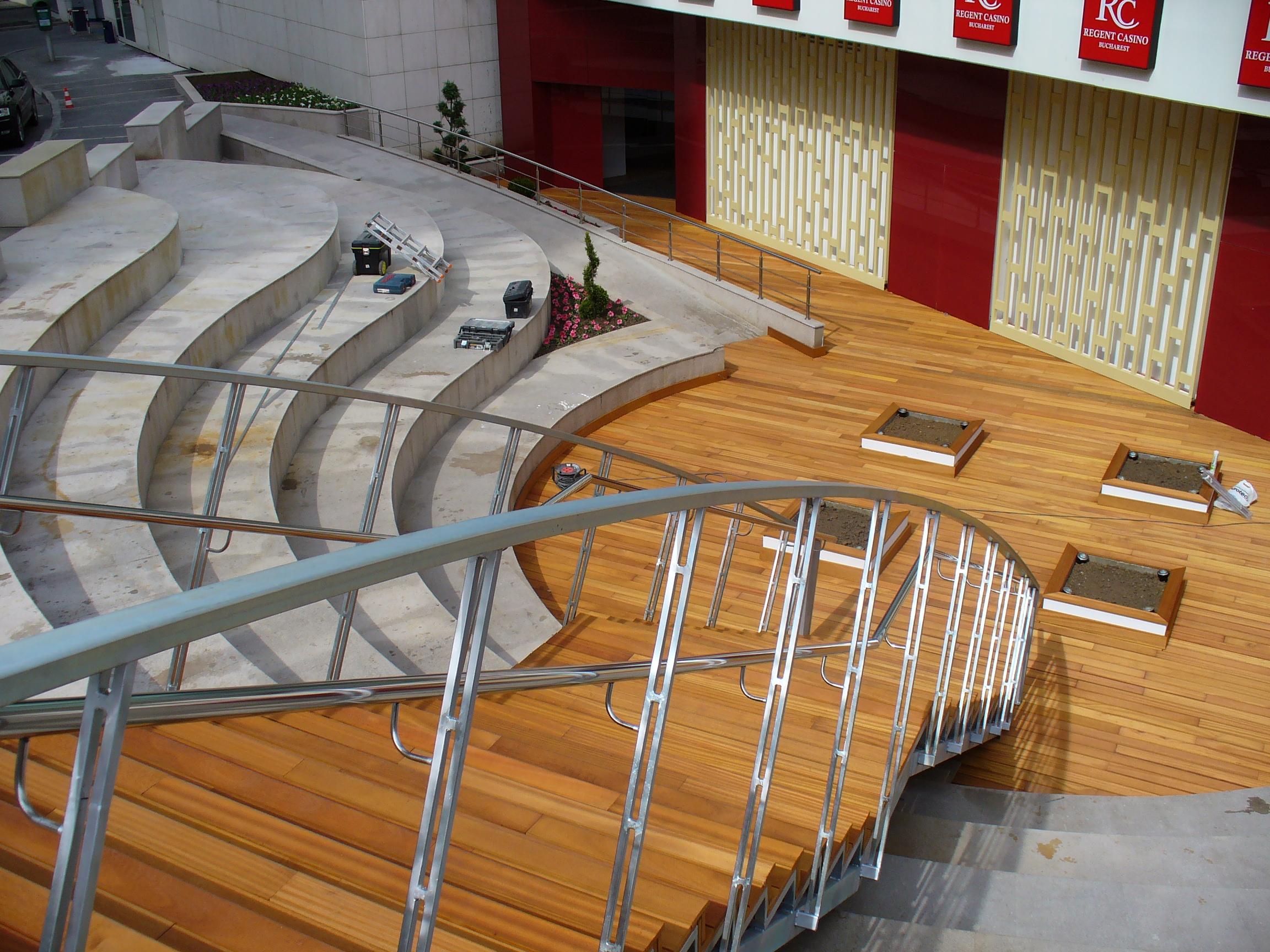 Deck-uri lemn - Guariuba SELVA FLOORS - Poza 35