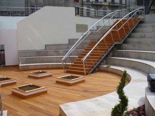 Deck-uri lemn - Guariuba SELVA FLOORS - Poza 23