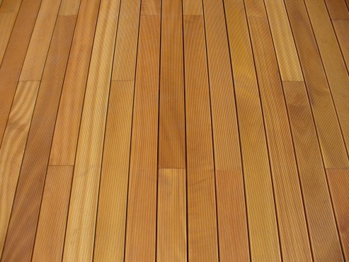 Lucrari de referinta Deck-uri lemn - Guariuba SELVA FLOORS - Poza 9