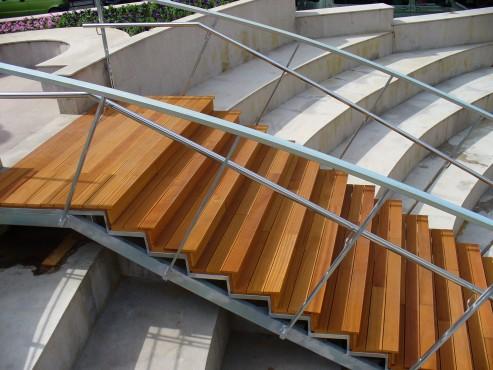 Deck-uri lemn - Guariuba SELVA FLOORS - Poza 8