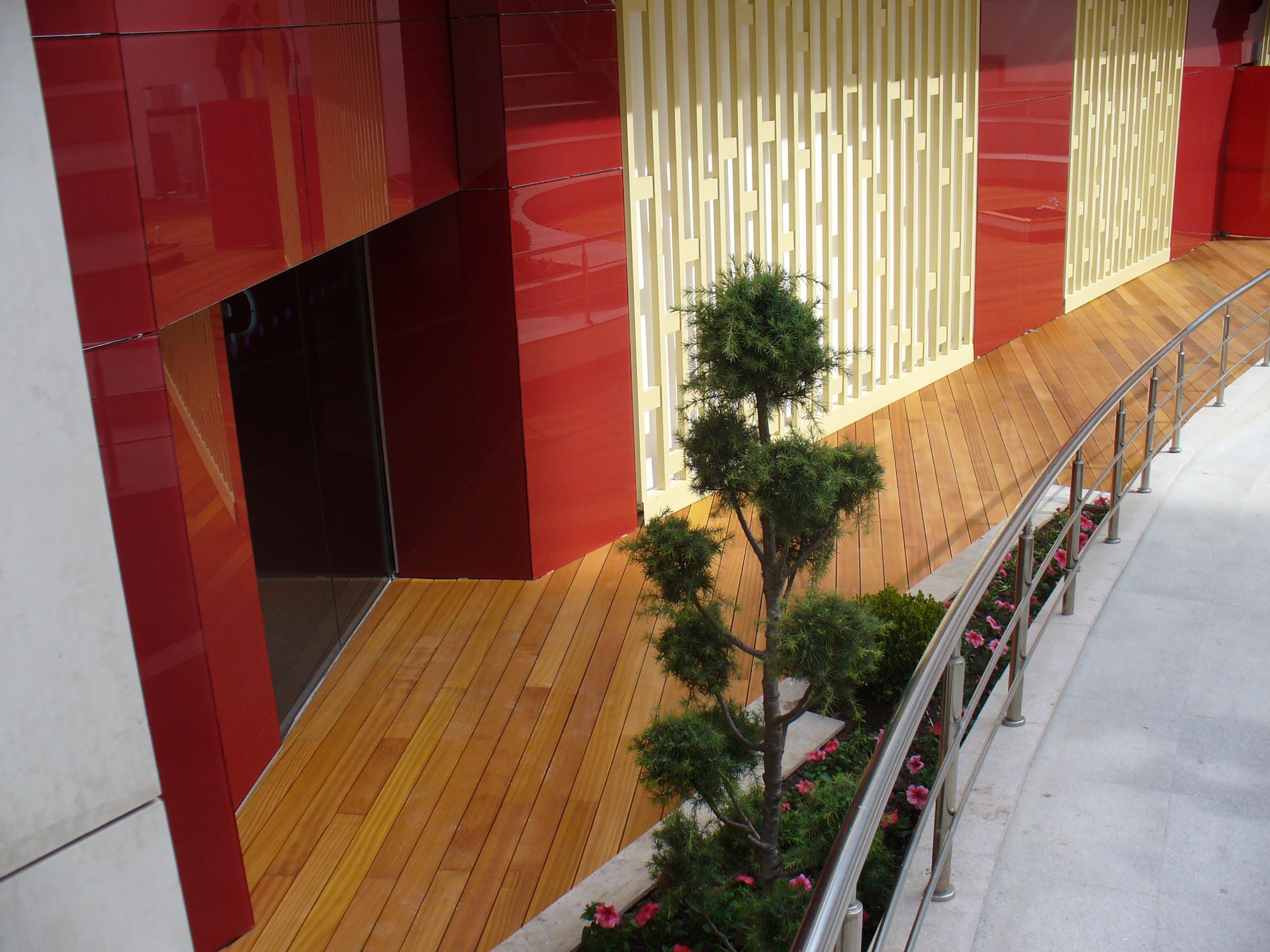 Deck-uri lemn - Guariuba SELVA FLOORS - Poza 6