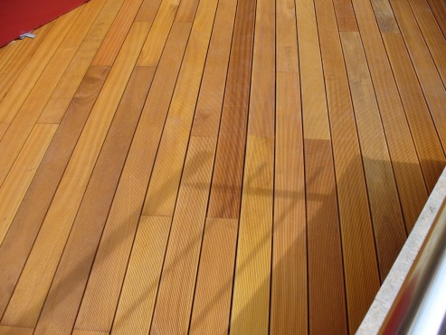 Deck-uri lemn - Guariuba