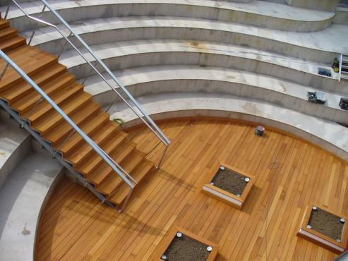 Deck-uri lemn - Guariuba SELVA FLOORS - Poza 4
