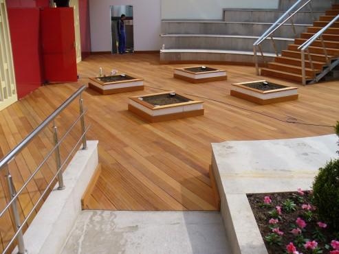 Deck-uri lemn - Guariuba SELVA FLOORS - Poza 3