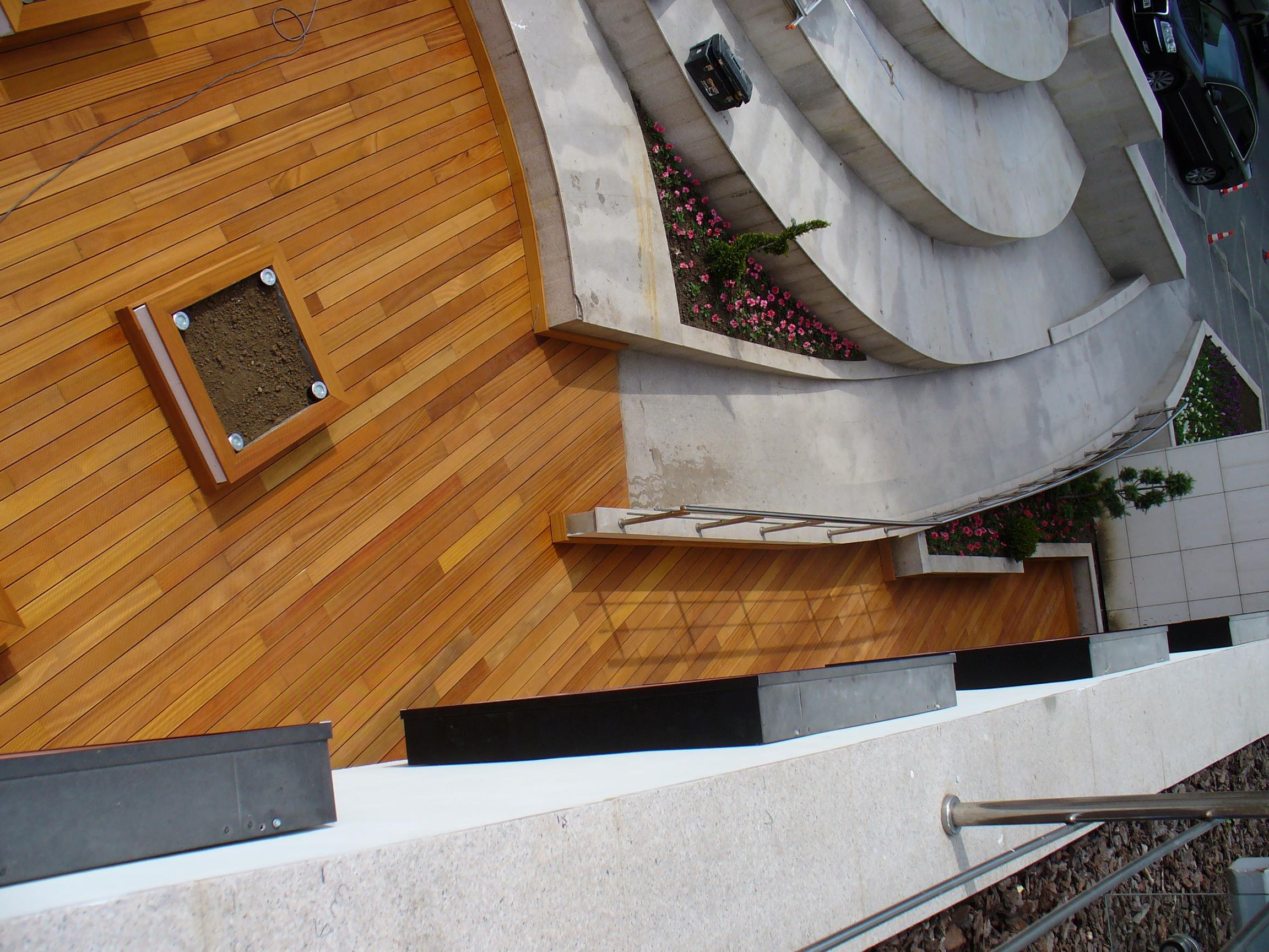 Deck-uri lemn - Guariuba SELVA FLOORS - Poza 2