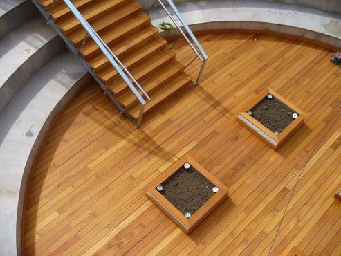 Deck-uri lemn - Guariuba SELVA FLOORS - Poza 11