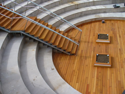 Deck-uri lemn - Guariuba SELVA FLOORS - Poza 21