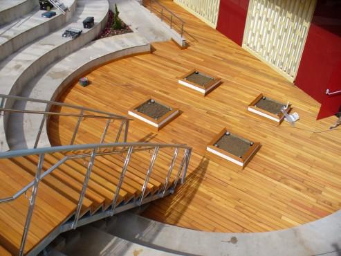 Deck-uri lemn - Guariuba SELVA FLOORS - Poza 13