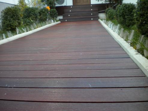 Deck-uri lemn - Massaranduba SELVA FLOORS - Poza 1