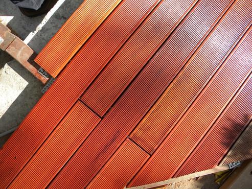 Deck-uri lemn - Massaranduba SELVA FLOORS - Poza 17