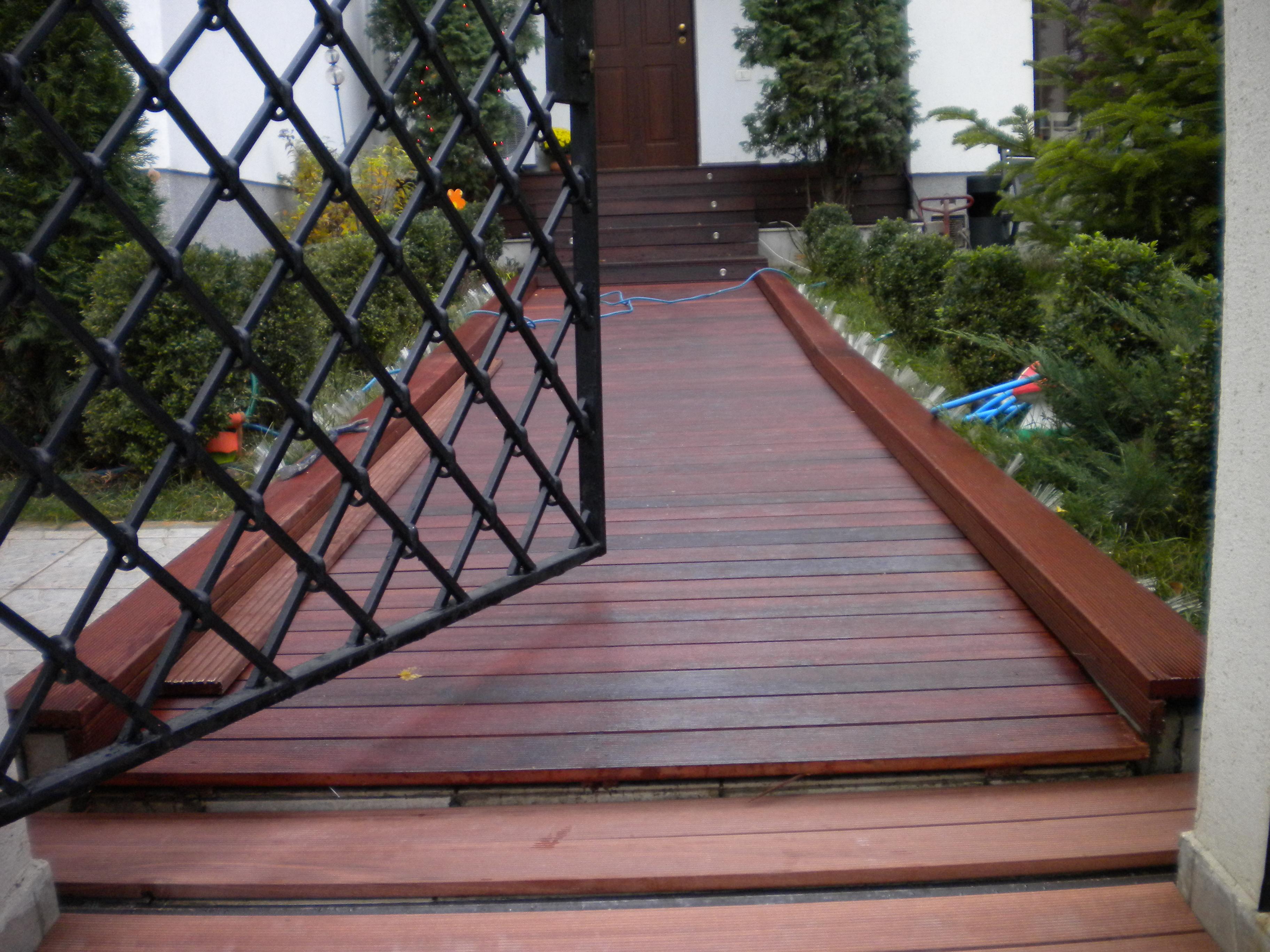 Deck-uri lemn - Massaranduba SELVA FLOORS - Poza 20