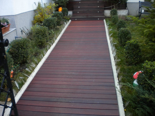 Deck-uri lemn - Massaranduba SELVA FLOORS - Poza 21