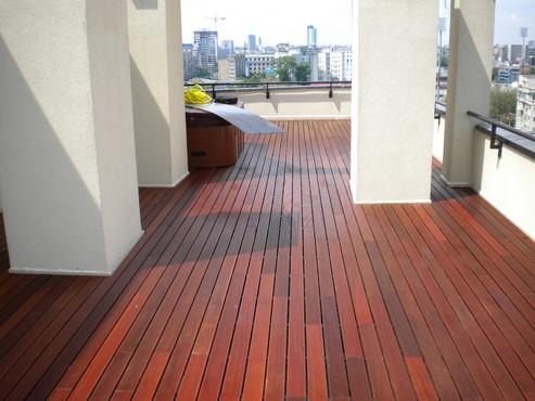 Deck-uri lemn - Massaranduba SELVA FLOORS - Poza 24