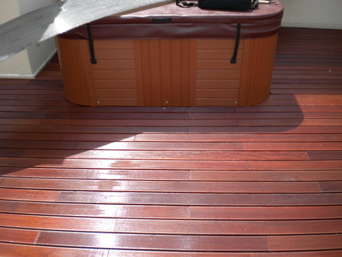 Prezentare produs Deck-uri lemn - Massaranduba SELVA FLOORS - Poza 25