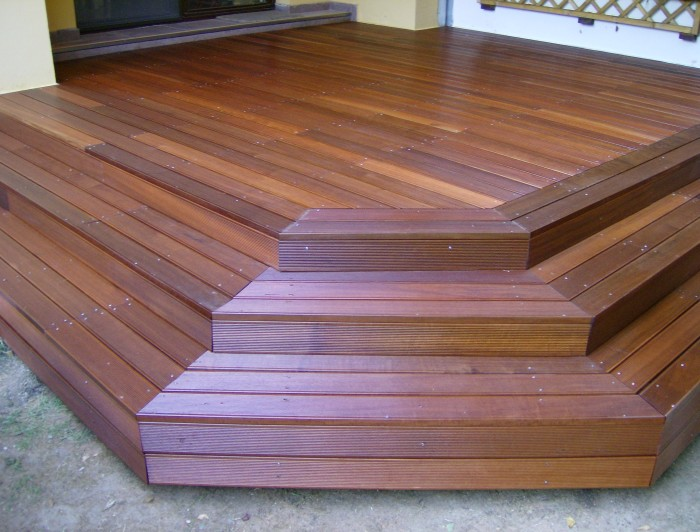 Deck-uri lemn - Massaranduba SELVA FLOORS - Poza 2