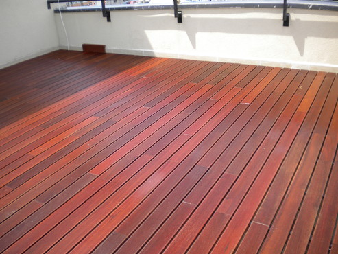 Prezentare produs Deck-uri lemn - Massaranduba SELVA FLOORS - Poza 4