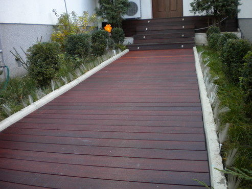 Deck-uri lemn - Massaranduba SELVA FLOORS - Poza 6