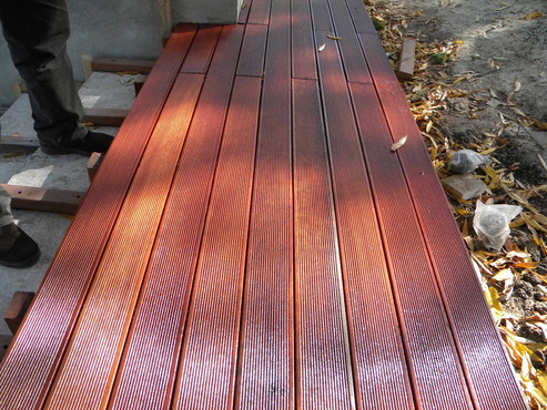 Prezentare produs Deck-uri lemn - Massaranduba SELVA FLOORS - Poza 7