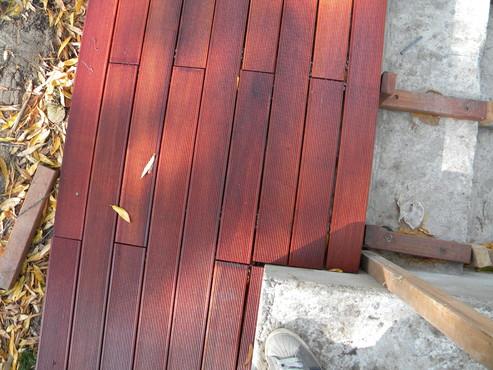 Deck-uri lemn - Massaranduba SELVA FLOORS - Poza 8