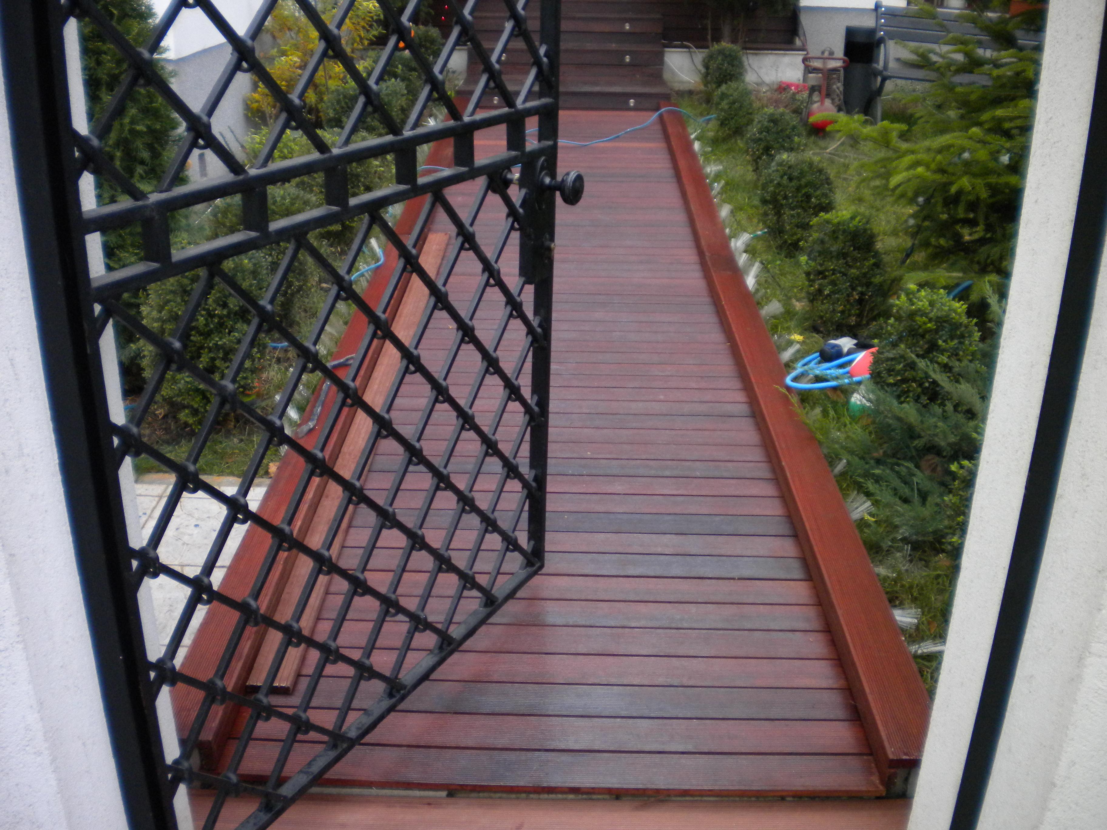 Deck-uri lemn - Massaranduba SELVA FLOORS - Poza 9