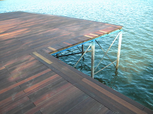 Deck-uri lemn - Massaranduba SELVA FLOORS - Poza 11