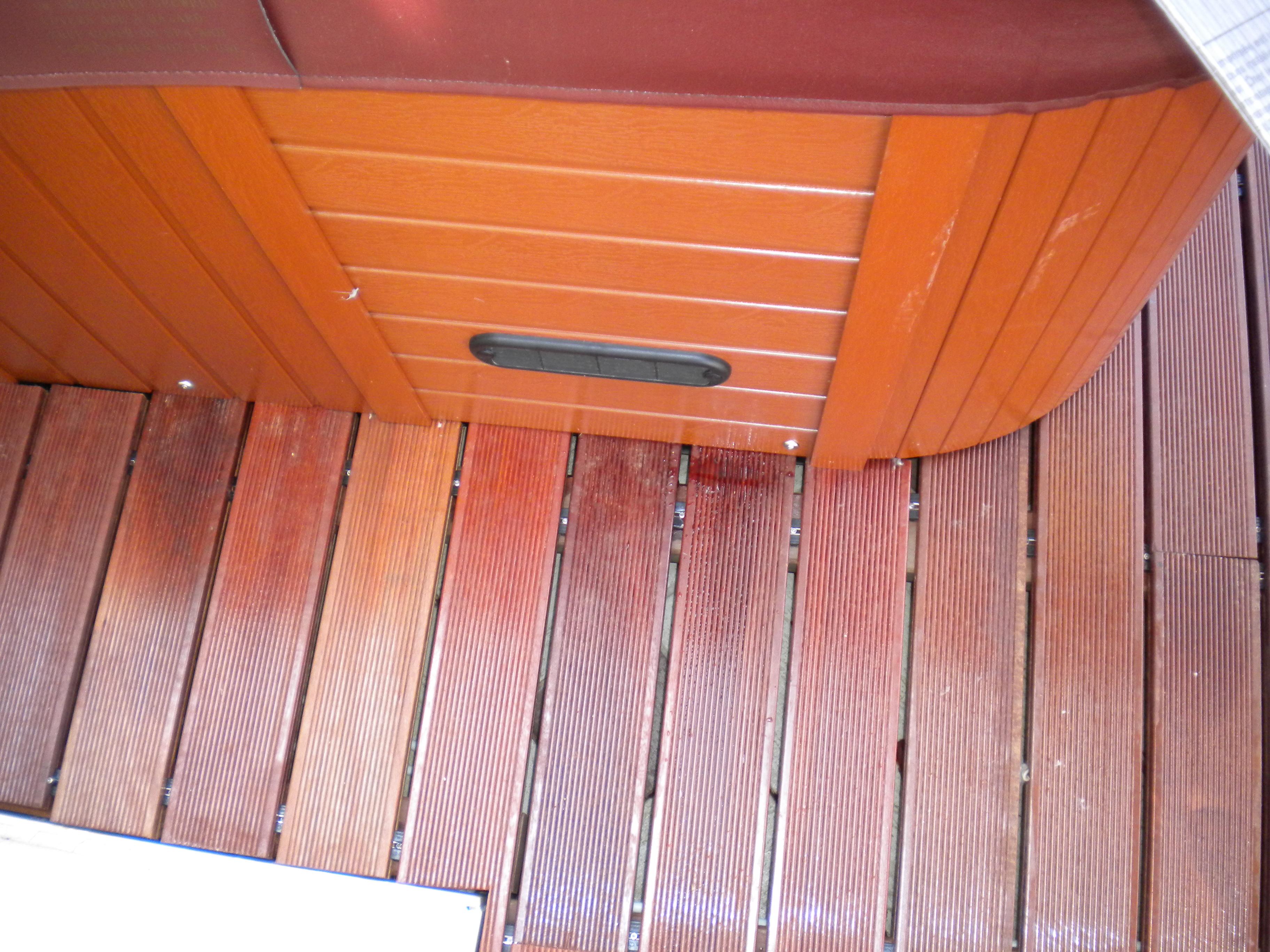 Deck-uri lemn - Massaranduba SELVA FLOORS - Poza 12