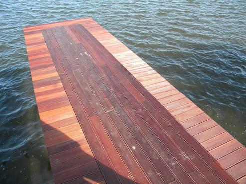Deck-uri lemn - Massaranduba SELVA FLOORS - Poza 14