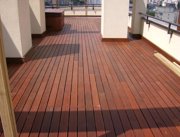 Deck-uri lemn - Massaranduba SELVA FLOORS - Poza 30