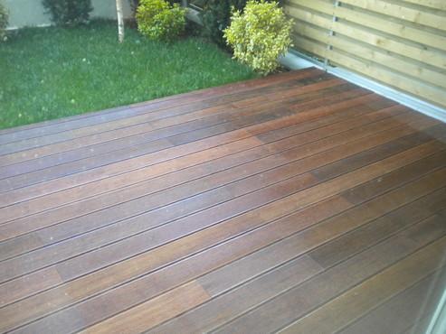 Prezentare produs Deck-uri lemn - Sucupira Red SELVA FLOORS - Poza 24
