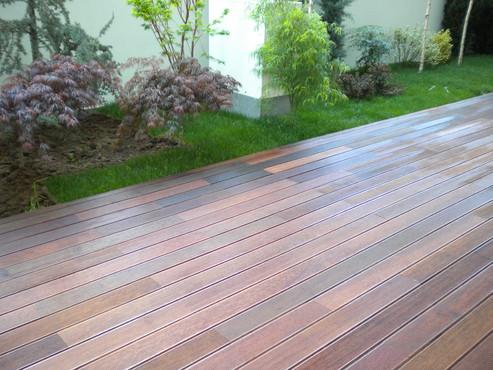 Deck-uri lemn - Sucupira Red SELVA FLOORS - Poza 33