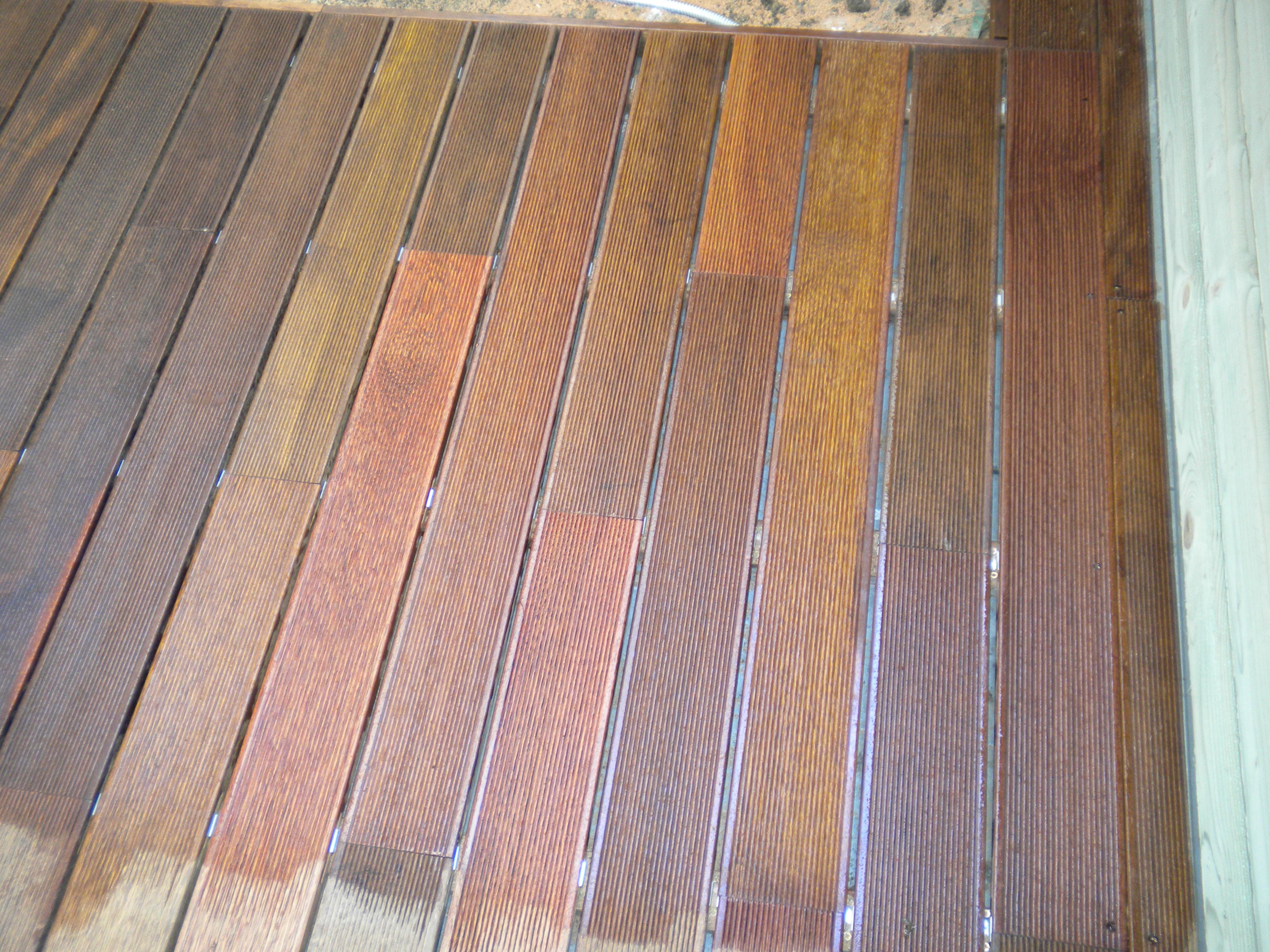Deck-uri lemn - Sucupira Red SELVA FLOORS - Poza 34