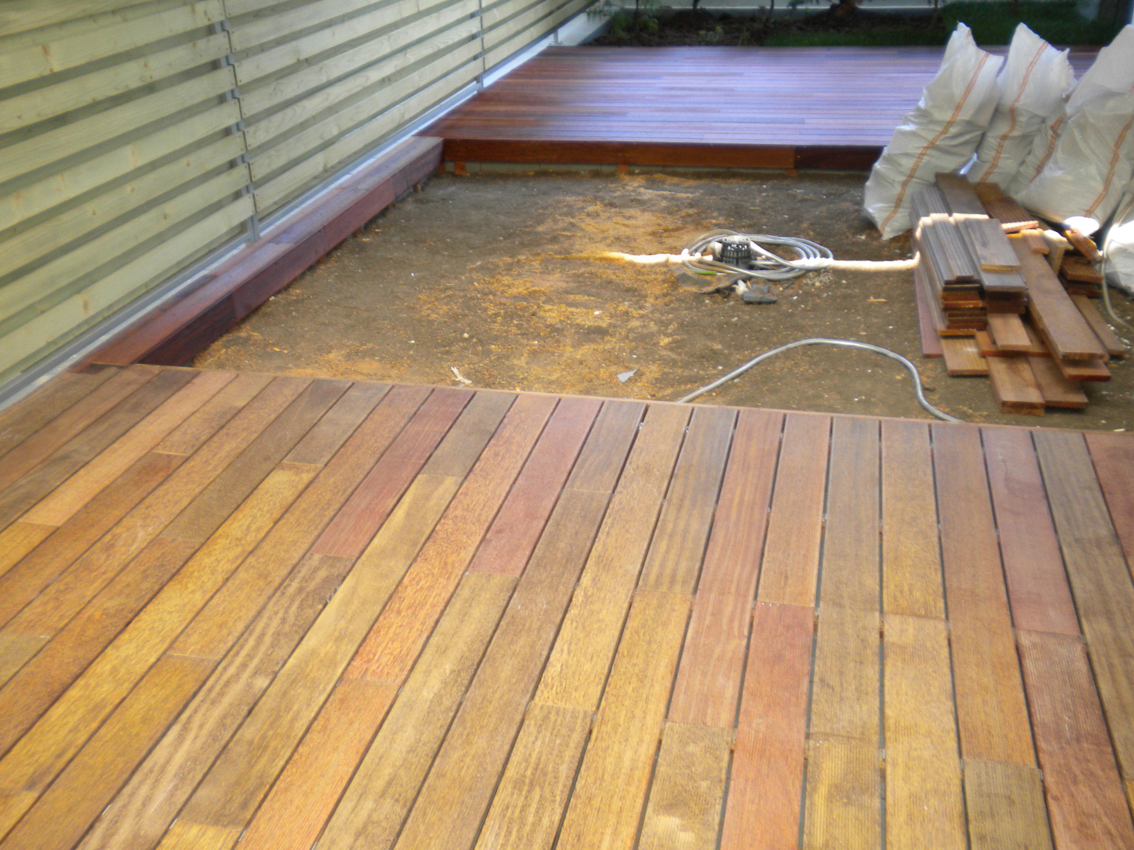 Deck-uri lemn - Sucupira Red SELVA FLOORS - Poza 38