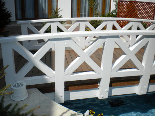 Deck-uri lemn - Sucupira Red SELVA FLOORS - Poza 35