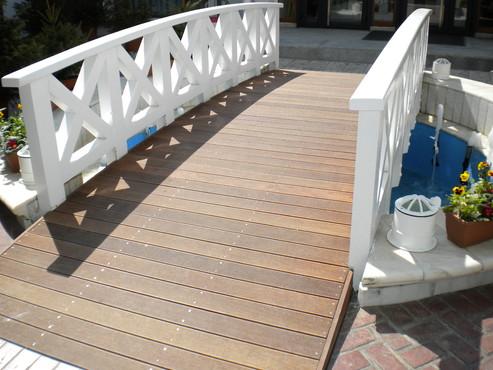 Deck-uri lemn - Sucupira Red SELVA FLOORS - Poza 8