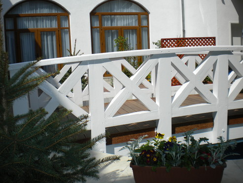 Deck-uri lemn - Sucupira Red SELVA FLOORS - Poza 6