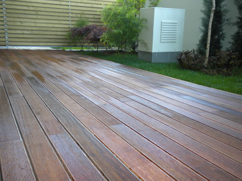 Prezentare produs Deck-uri lemn - Sucupira Red SELVA FLOORS - Poza 5