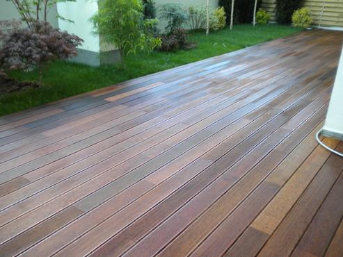 Deck-uri lemn - Sucupira Red SELVA FLOORS - Poza 16