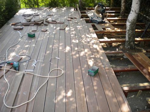Prezentare produs Deck-uri lemn - Uxi SELVA FLOORS - Poza 9