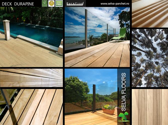 Deck-uri lemn DuraPine - Poza 3