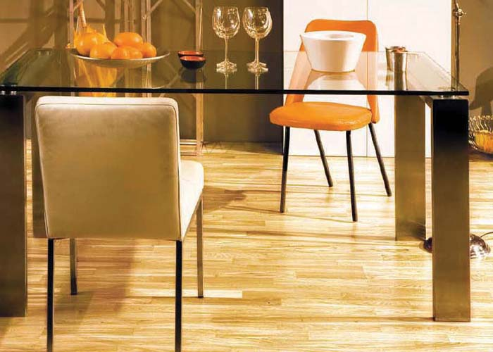 Parchet stratificat frasin auriu SELVA FLOORS - Poza 3