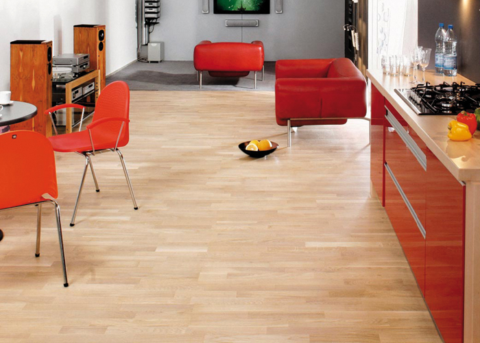 Parchet stratificat frasin natur SELVA FLOORS - Poza 4