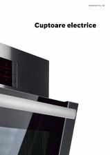 Cuptoare electrice multifunctionale, cu aburi sau microunde BOSCH