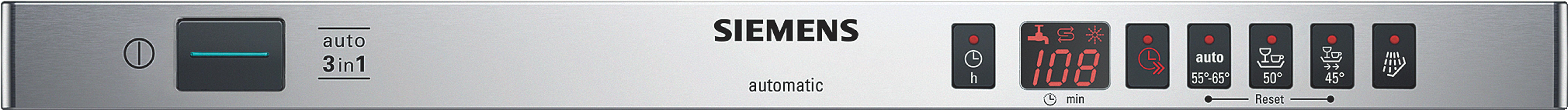 Masini de spalat vase incorporabile SIEMENS - Poza 1