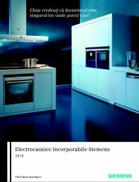 Electrocasnice incorporabile