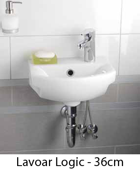 Lavoare pentru baie MONDIAL - Poza 6